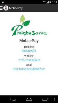 MobeePay apk screenshot