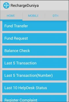 Recharge Duniya apk screenshot
