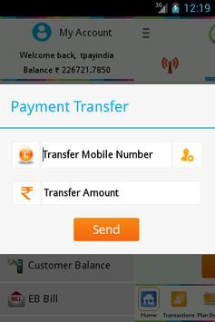 Mobile Recharge,DTH-TPAYINDIA apk screenshot
