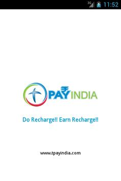 Mobile Recharge,DTH-TPAYINDIA poster