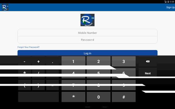 Rechargeon apk screenshot