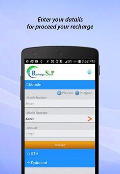 Recharge Sathi - Mobile Top Up apk screenshot