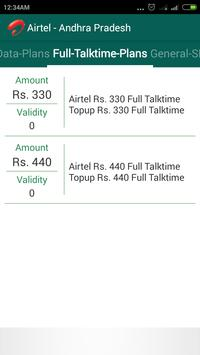 Mobile Recharge Plans,Offers apk screenshot