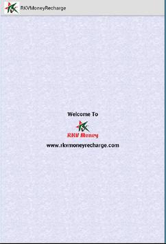RechargeRKVMoney poster