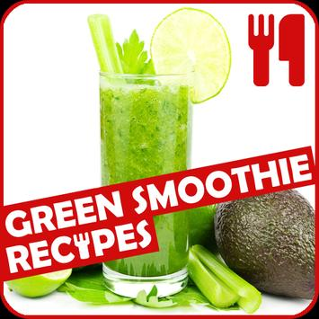 Green Smoothie Recipes poster