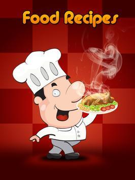 Korean Food Recipes poster