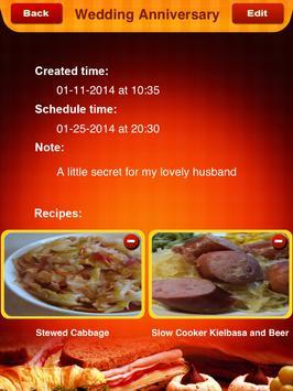 Korean Food Recipes apk screenshot