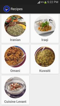 Aribian Recipes poster