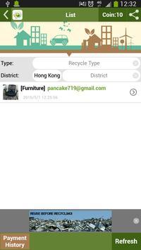Recycle18 - Business apk screenshot