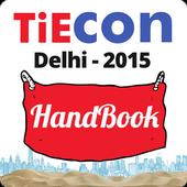 TiEcon Delhi 2015 Handbook icon