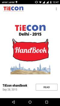 TiEcon Delhi 2015 Handbook apk screenshot