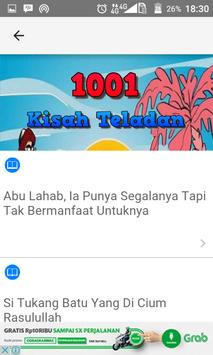 1001 Kisah Teladan apk screenshot
