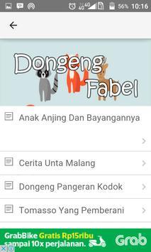Dongeng Fabel apk screenshot