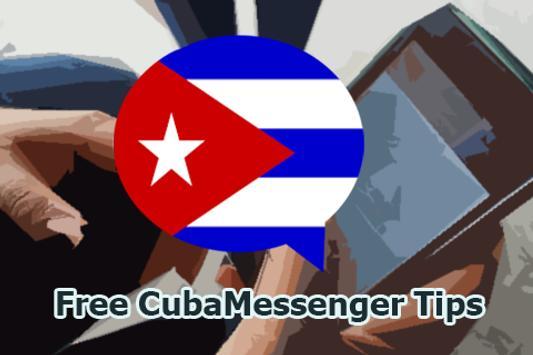 Free CubaMessenger Tips apk screenshot