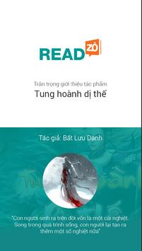 Tung Hoanh Di The poster