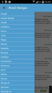 Brasil Mangás apk screenshot