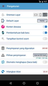 Manga Indonesia apk screenshot