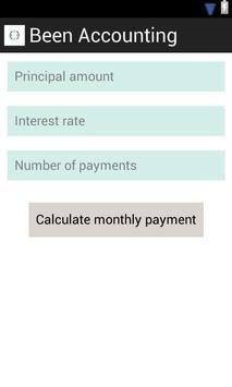 Been Accounting apk screenshot