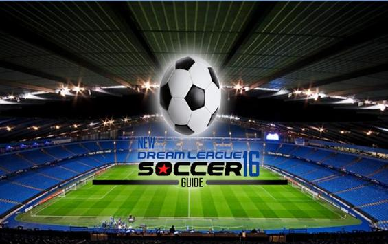 Real Dream League Soccer 2017 poster