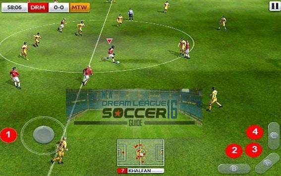 Real Dream League Soccer 2017 apk screenshot