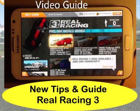 Guide For Real Racing 3 . apk screenshot