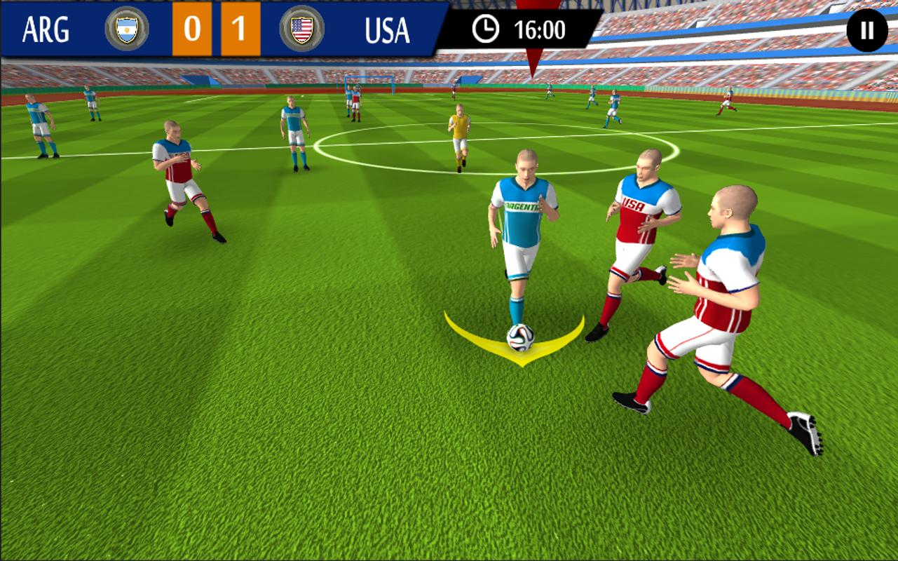 real online soccer game