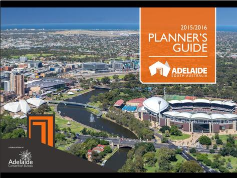 Adelaide Planners Guide poster