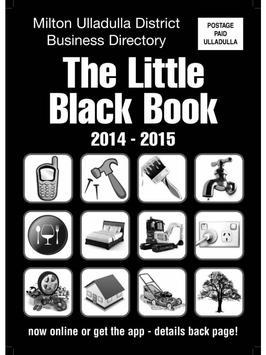 Little Black Book Ulladulla apk screenshot