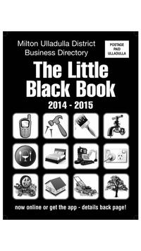 Little Black Book Ulladulla poster