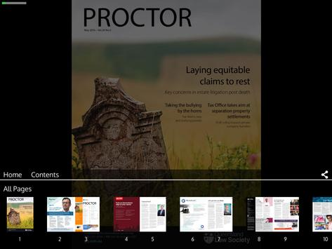 QLS Proctor apk screenshot
