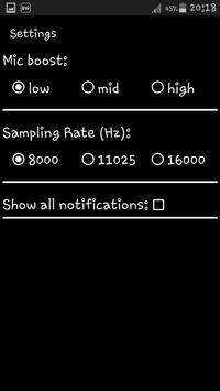 RealVoice apk screenshot