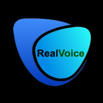 Real Voice poster