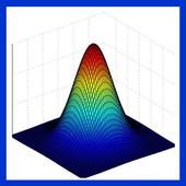 Statistical Distribution icon