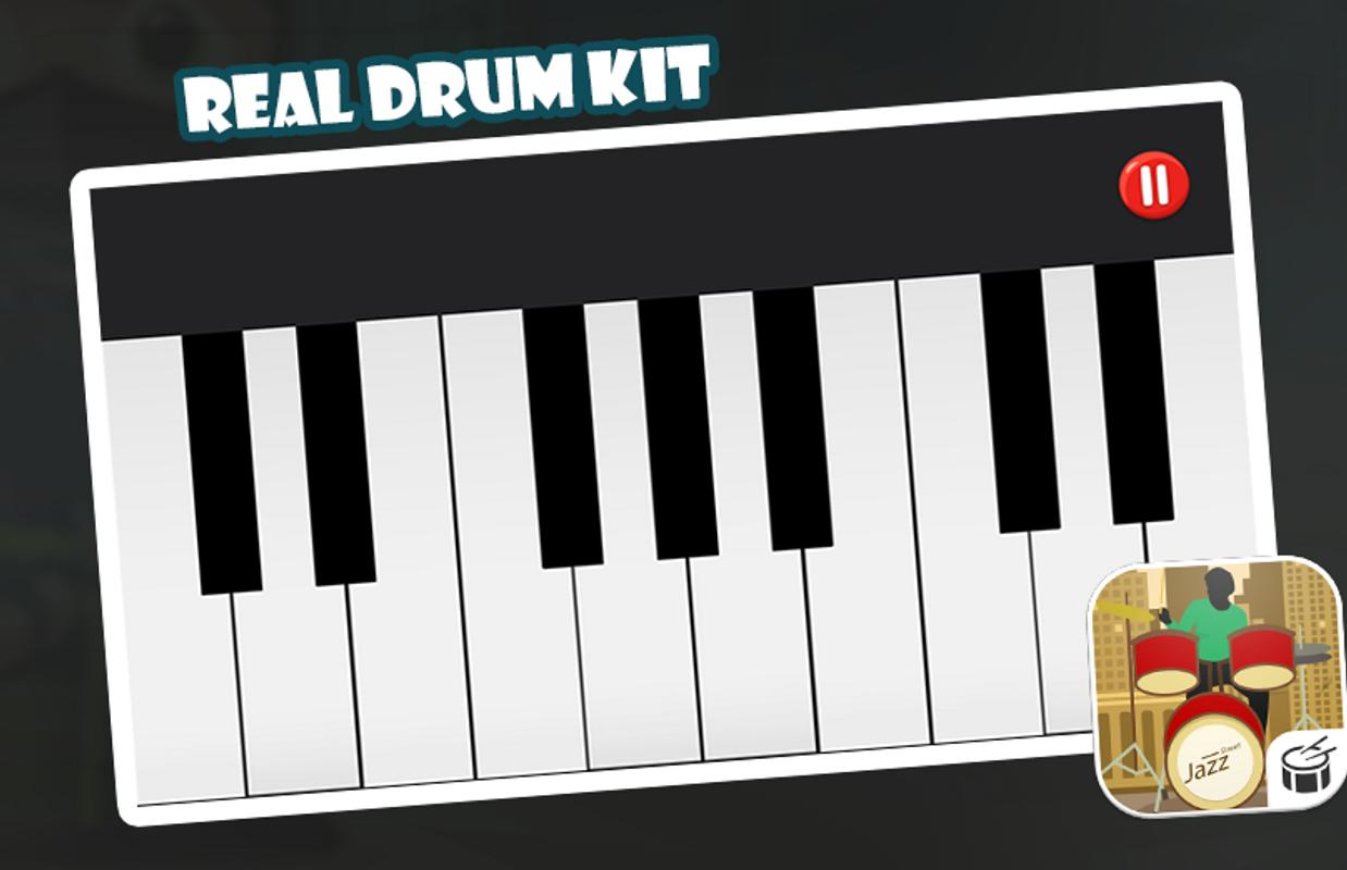 real drum online game
