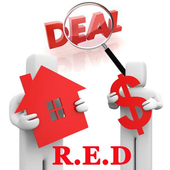 RED - Real Estate Deals icon
