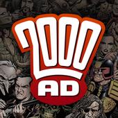 2000 AD Comics and Judge Dredd icon