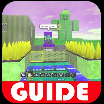 Mega places guides roblox poster
