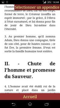Catéchisme de Saint Pie X apk screenshot