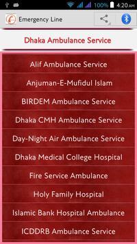 Emergency Line apk screenshot