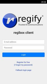 regibox Manager poster