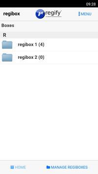 regibox Manager apk screenshot