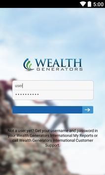 Wealth Generators poster