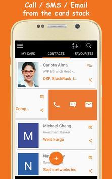 Bric - Business Card Scanner apk screenshot