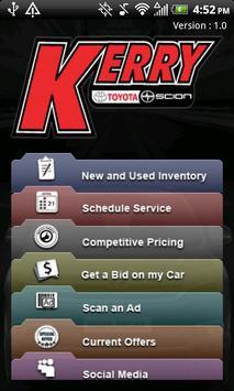 Kerry Toyota apk screenshot