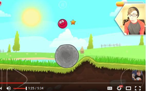 Gems Guide for Red Ball 4 apk screenshot