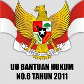UU BANTUAN HUKUM NO.6 TH 2011 icon