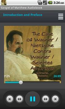 The Case of Wagner, Nietzsche poster