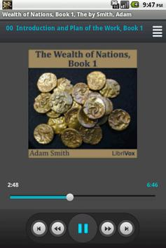 Wealth of Nations, The Book 1 poster