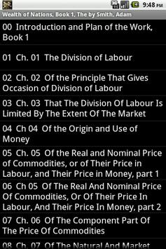 Wealth of Nations, The Book 1 apk screenshot