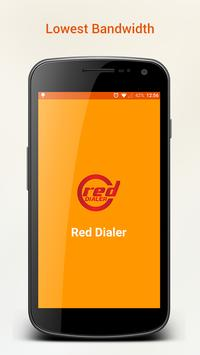 Red Dialer poster
